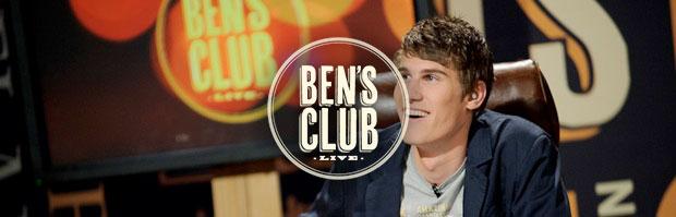 Ben's Club Live