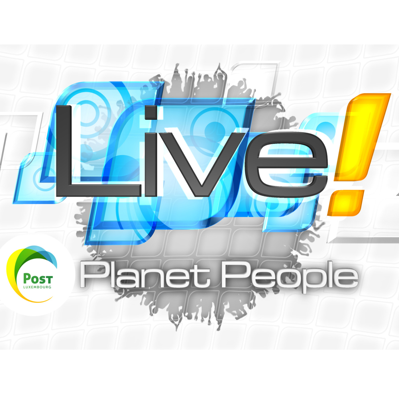 Live! Planet People (Large)
