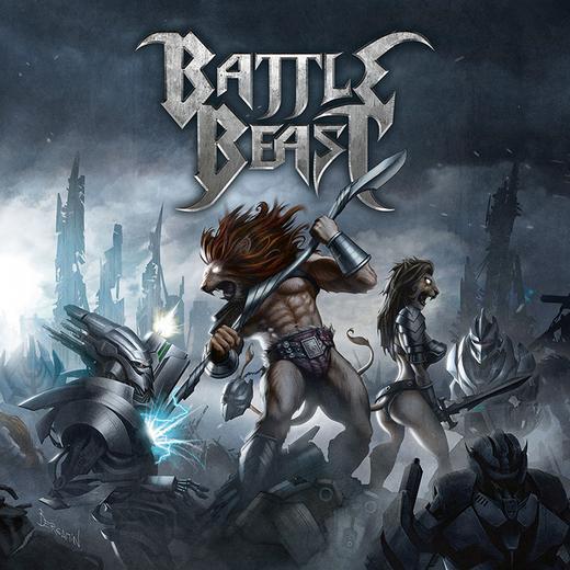 Battle Beast - Battle Beast (2013) FLAC
