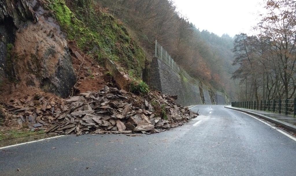 route fermée luxembourg