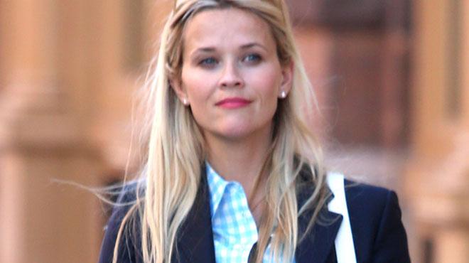 Qui est la mère, qui est la fille — Reese Witherspoon