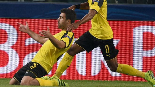Les compositions d'équipe — Tottenham-Monaco