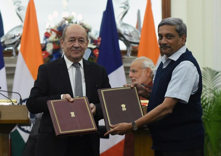 Inde : signature imminente de l'achat de 36 Rafale français