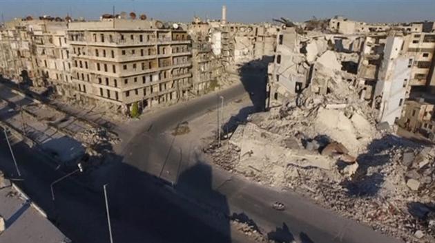 Les raids russes ont fait 10'000 morts en un an