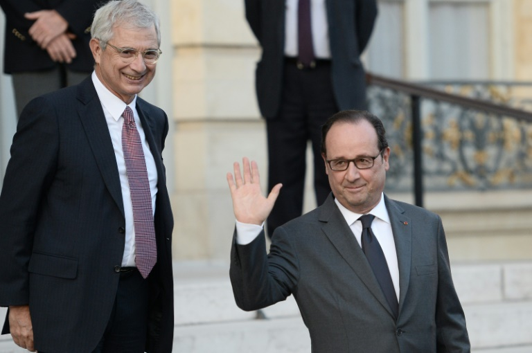Magistrature: Hollande