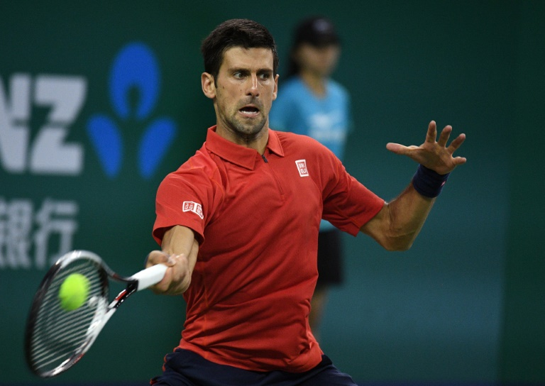 Tennis: Andy Murray s'offre un 3e titre à Shanghai