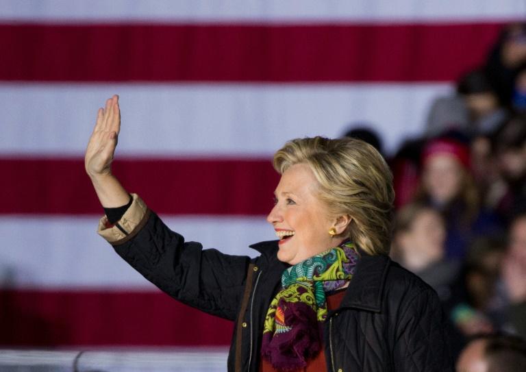 Election 2016: peut-être la publicité de l'équipe Clinton la plus puissante contre Trump