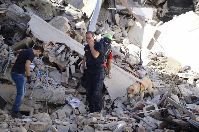 Nouveau séisme en Italie - pour l'instant pas de victime