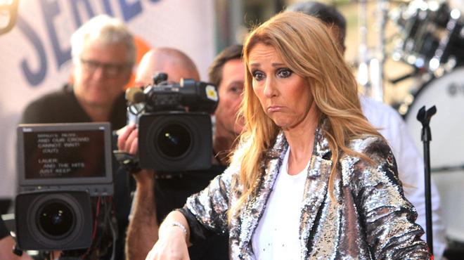 Atteinte d'une infection virale, Céline Dion est contrainte d'annuler plusieurs concerts