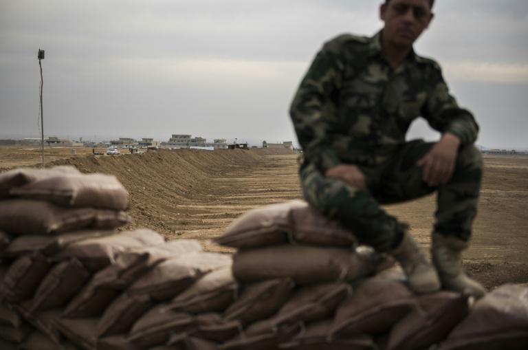 Selon les troupes kurdes, le chef de l'EI serait caché à Mossoul
