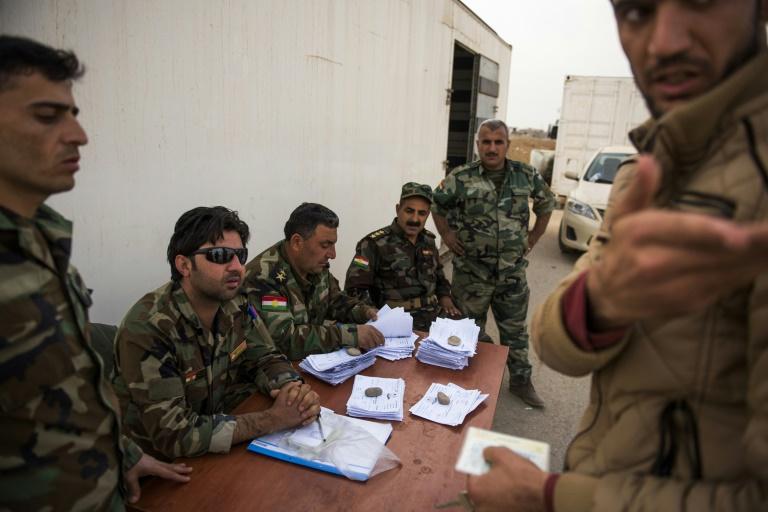Nouvelle incursion des forces irakiennes dans Mossoul — Irak