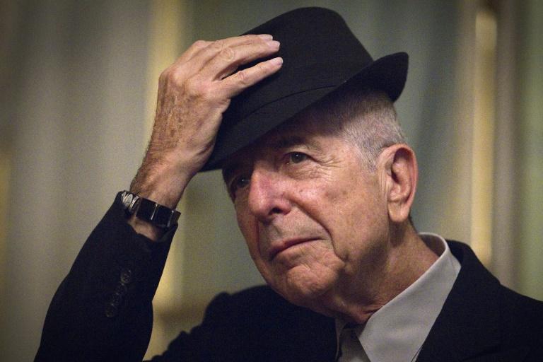 Les poignants adieux de son fils Adam — Leonard Cohen
