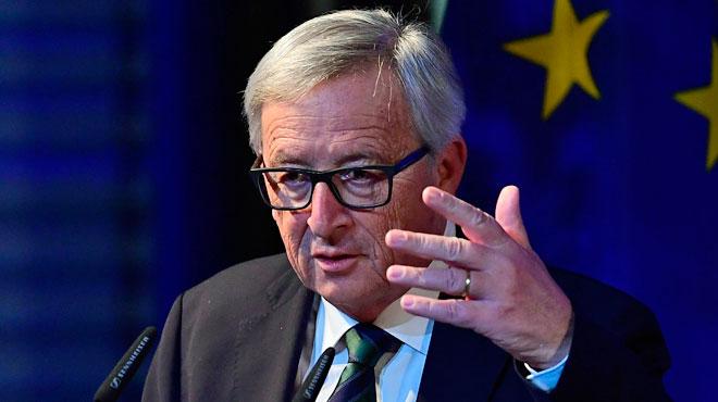 Jean-Claude Juncker déplore l'accession au pouvoir de Donald Trump