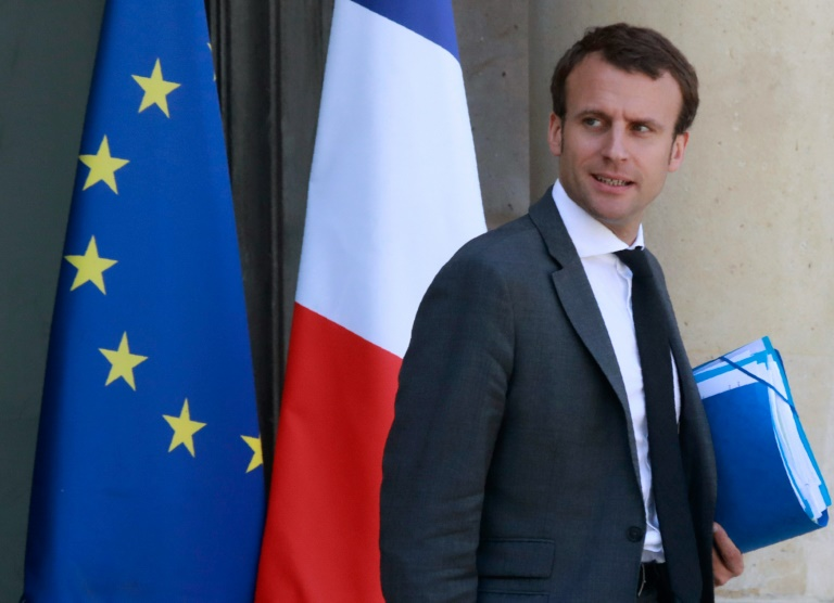 Présidentielle. Macron annonce sa candidature
