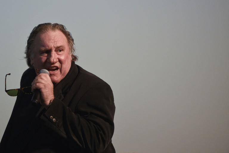 Gérard Depardieu va chanter Barbara aux Bouffes du Nord
