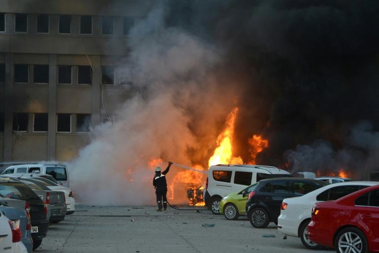 Une dizaine de blessés dans l'explosion d'une voiture — Turquie