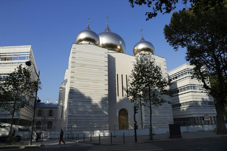 Le patriarche de Moscou consacre la nouvelle cathédrale — Paris