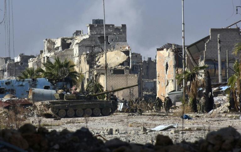 Syrie: un hôpital de campagne russe bombardé, un médecin tué