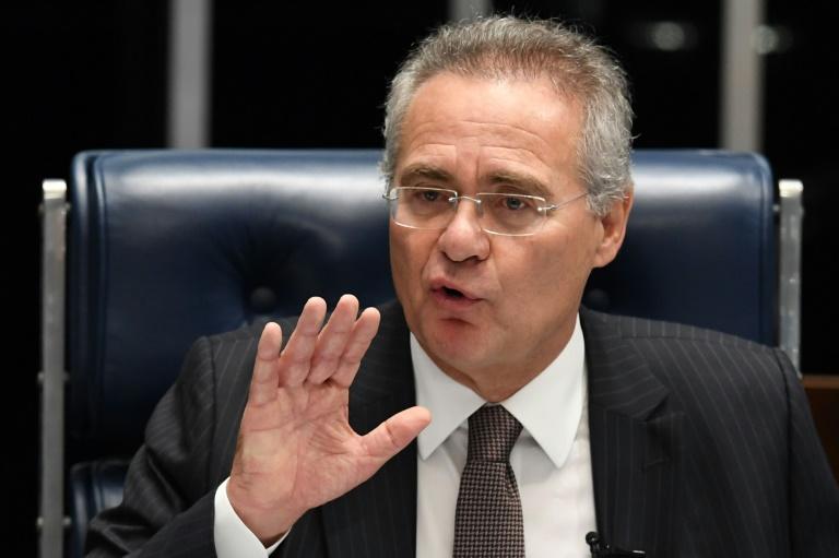 Brésil: le Sénat maintient son président
