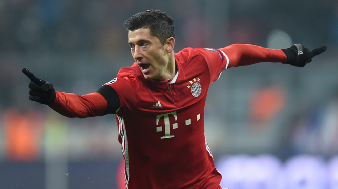 Robert Lewandowski prolonge au Bayern Munich