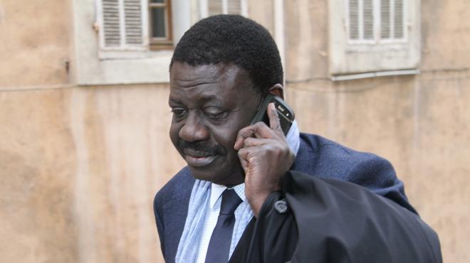 Justice : Pape Diouf annonce sa mise en examen