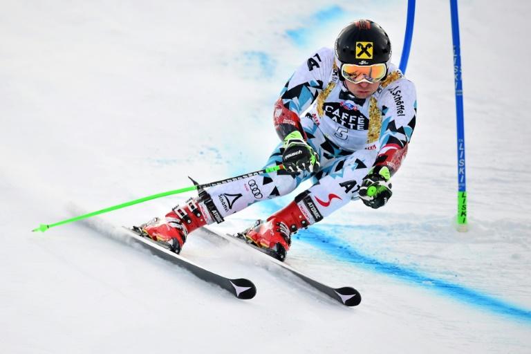 Marcel Hirscher s'impose à Alta Badia — Slalom géant