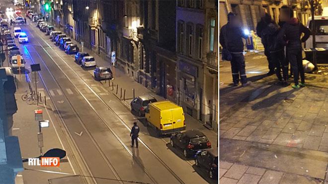 Belgique: plusieurs opérations de police antiterroristes en cours à Schaerbeek