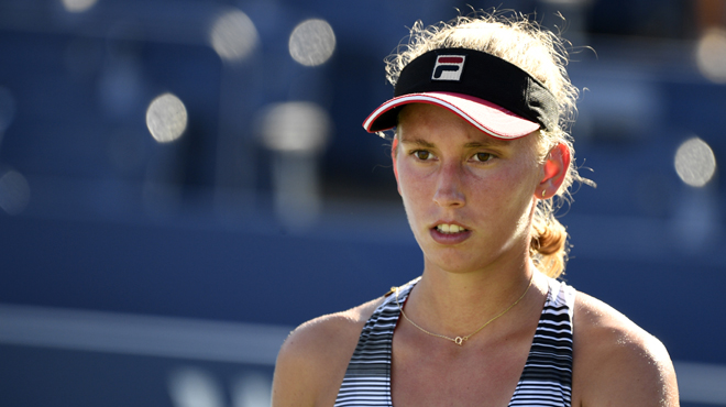 WTA Hobart - Elise Mertens rejoint Kirsten Flipkens dans le tableau final