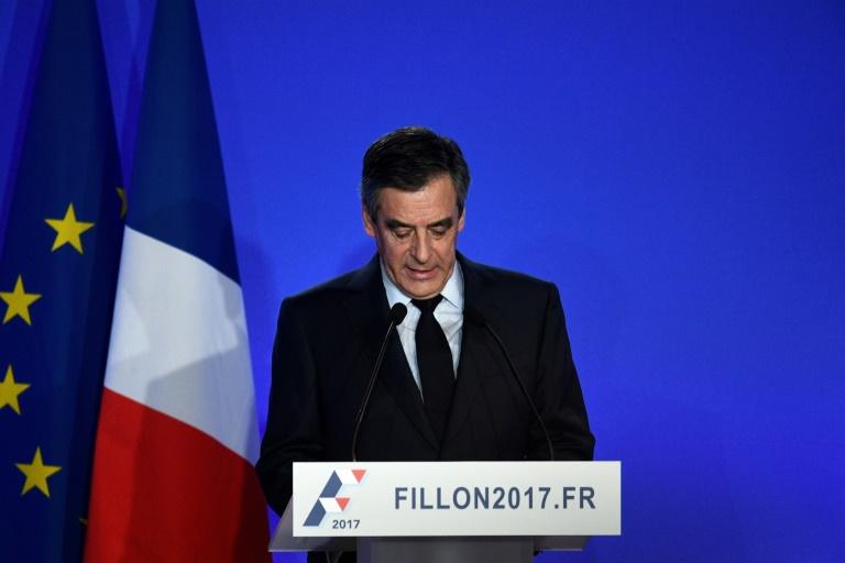 François Fillon publie sa déclaration de patrimoine
