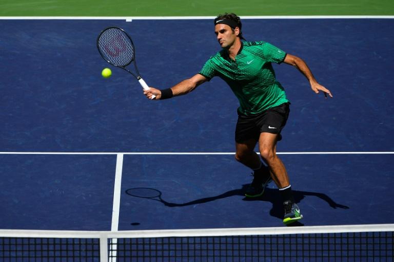 Indian Wells: Goffin, Nadal, battu par Federer, et Djokovic prennent la porte