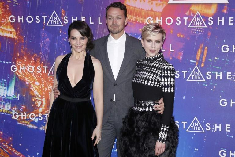 Ghost in the Shell : revivez le passage des acteurs à Paris !