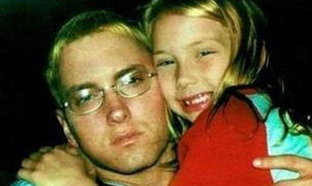 La fille du rappeur est canon — Eminem