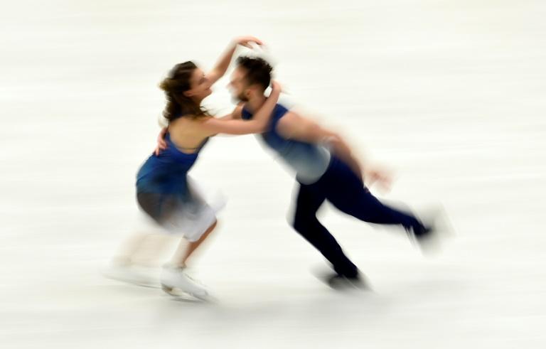 Danse: les Canadiens Virtue et Moir sacrés