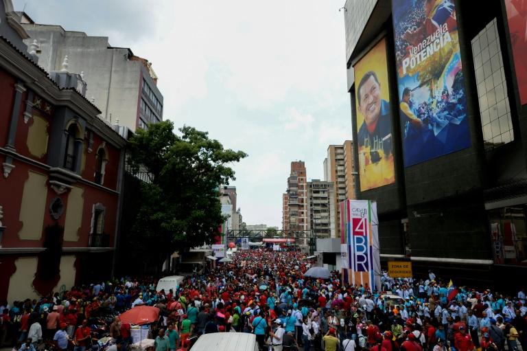 L'opposition au président Maduro à nouveau dans la rue — Venezuela