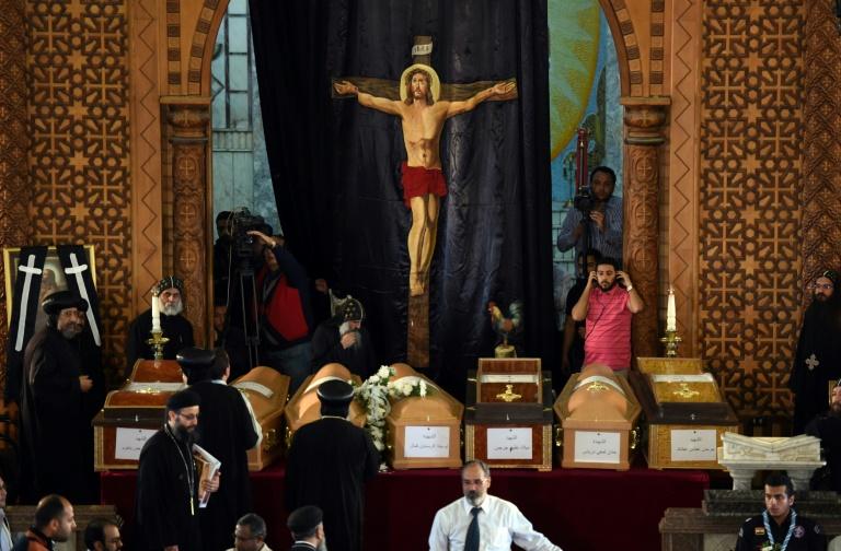 Pâques célébrée dans la crainte — Egypte