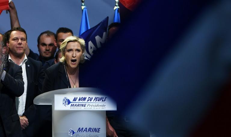 Macron creuse son avance sur Le Pen