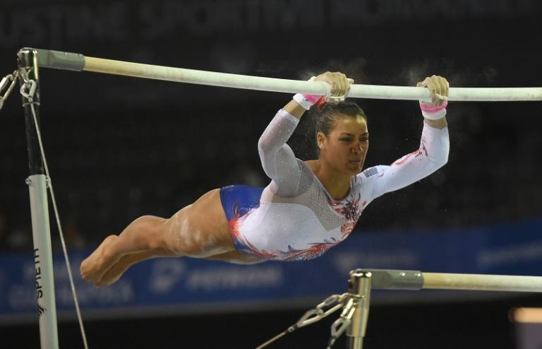 La Française Coline Devillard sacrée championne d'Europe au saut — Gymnastique
