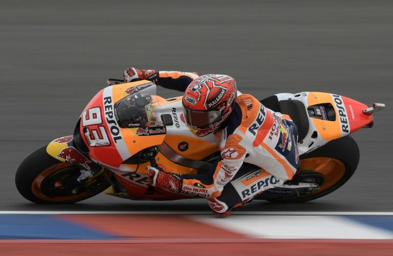MotoGP Austin : Marquez résiste à Viñales pour la pole