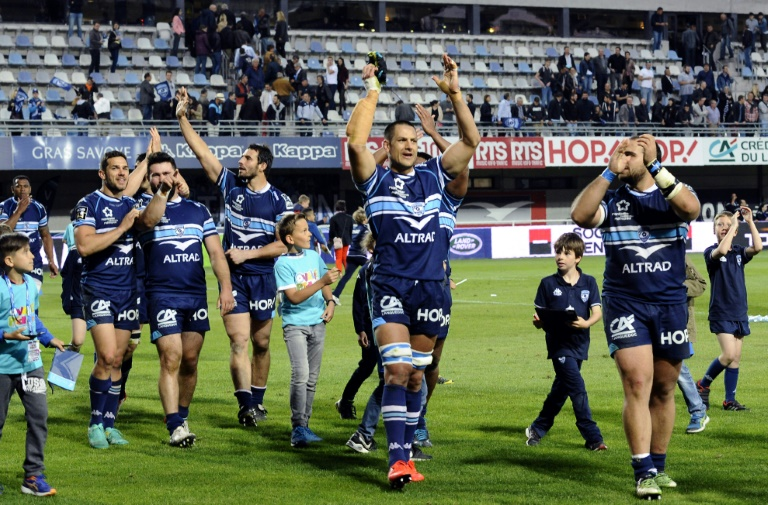 Montpellier humilie le Racing