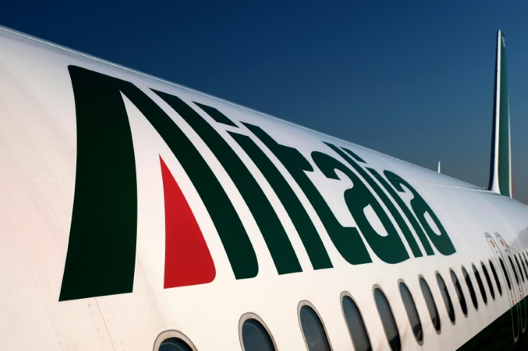 Alitalia vers la faillite — L'Italie aujourd'hui