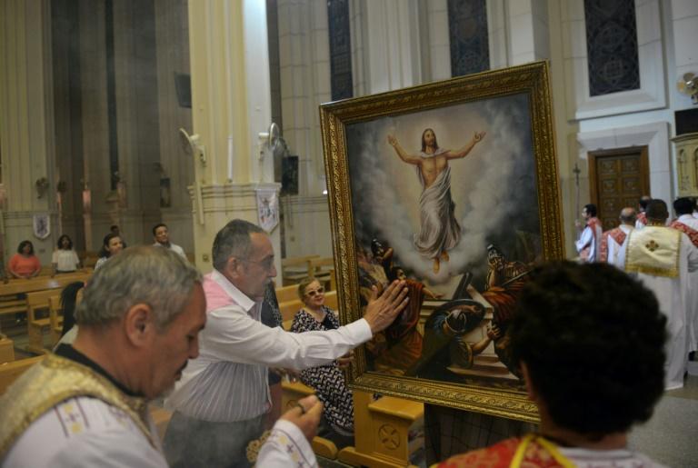 Le pape François entame ''un voyage d'unité et de fraternité'' au Caire