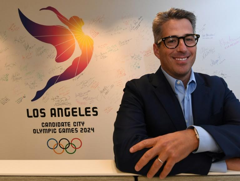 Jeux Olympiques 2024 à Paris: Macron recevra mardi les membres du CIO