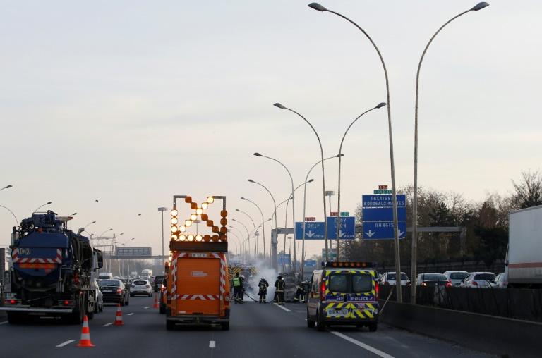 Les deux roues plombent le mois d'avril — Sécurité routière