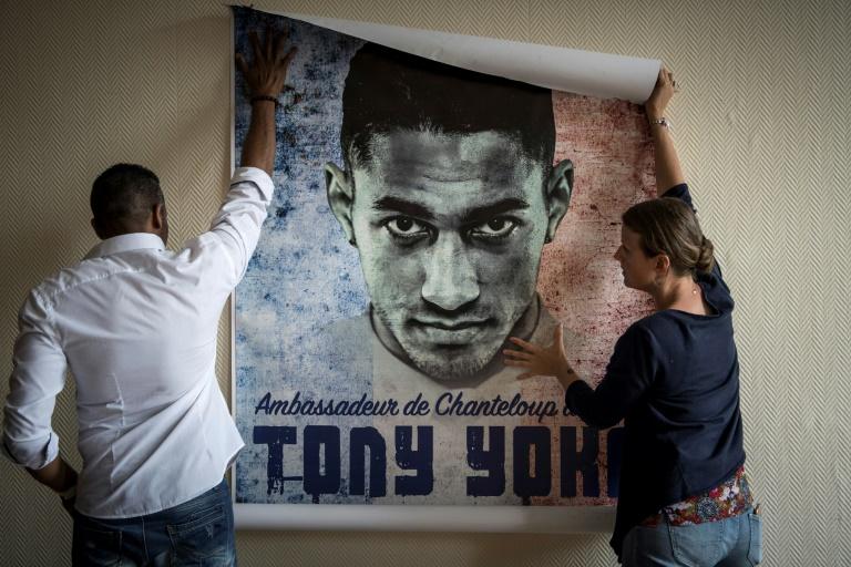 Ce sera Travis Clark pour la première de Tony Yoka — Boxe