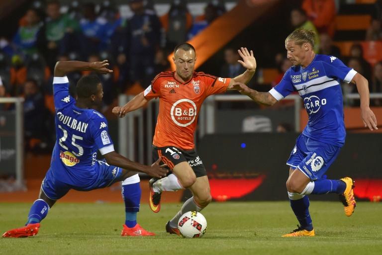 Paris - Ligue 1: Dijon-Nancy, Bastia-Lorient, le carré maudit