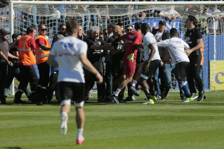 Bastia fait appel de sa défaite sur tapis vert face à l'OL