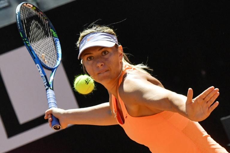 Sharapova s'oblige à passer par les qualifs à Wimbledon