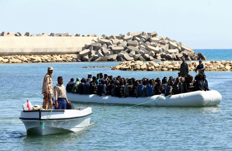 Près de 5 000 migrants secourus en deux jours en Méditerranée
