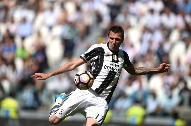 Juve : Mandzukic prolongé ! (officiel)