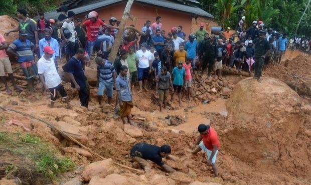 Au Sri Lanka, le bilan de la mousson dépasse les 200 morts
